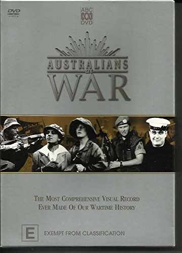 AUSTRALIANS AT WAR - DOUBLE DVD BOX SET