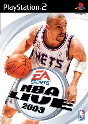 NBA Live 2003 (PS2)