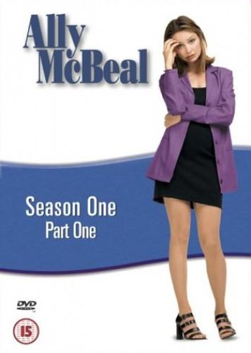 Ally McBeal - Season 1 Part 1