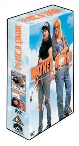 Wayne's World/Wayne's World 2