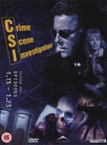 CSI: Crime Scene Investigation - Las Vegas - Season 1 Part 2