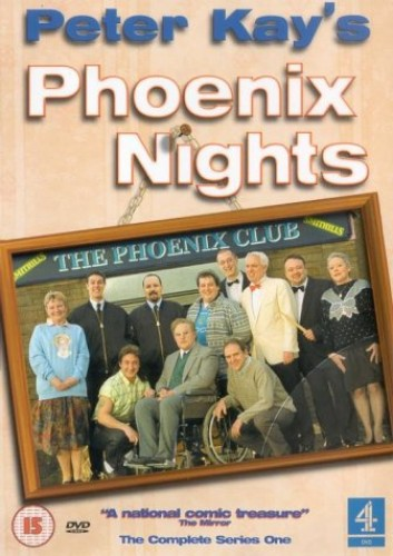 Peter Kay's Phoenix Nights: The Complete Series 1