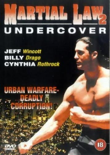 Martial Law 2 - Under Cover
