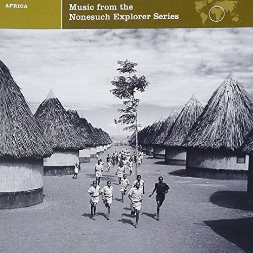 Various Artists - Explorer Series: Africa - Music from the Nonesuch Explorer Series