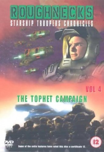 Roughnecks - Starship Troopers Chronicles: The Tophet Campaign