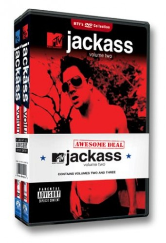 Mtv Jackass 2 & 3