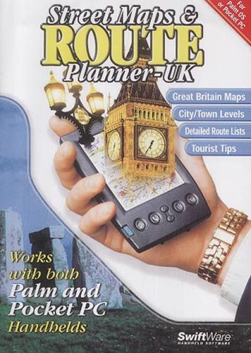 Street maps and Route Planner UK