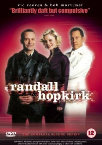 Randall And Hopkirk (Deceased): The Complete Second Series