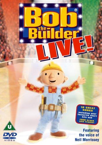 Bob The Builder - LIVE!