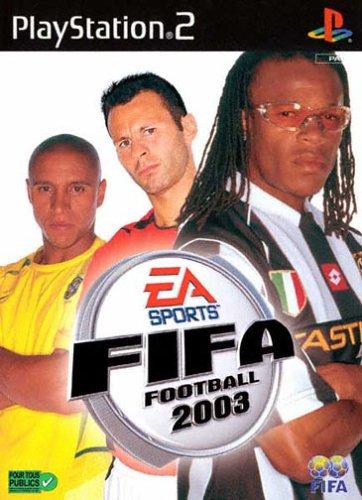 Sony - Fifa Football 2003 Occasion  - 5030931032189