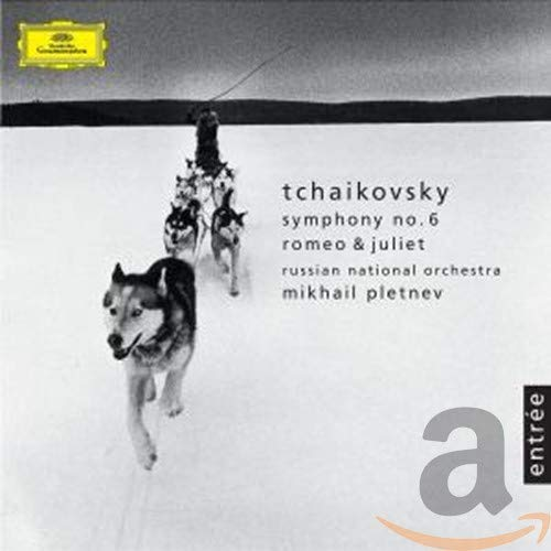 Russian National Orchestra Mikhail Pletnev - Tchaikovsky: Symphony No. 6 op. 74 (Pathétique) / Romeo