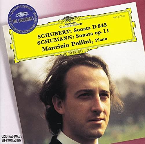 Maurizio Pollini - Schumann / Schubert: Piano Sonatas By Maurizio Pollini