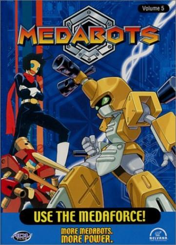 Medabots 5: Use the Medaforce