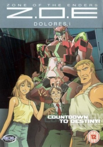 Zone of the Enders: Dolores - Zone Of The Enders: Delores - Vol. 1 - Episodes 1-5 And