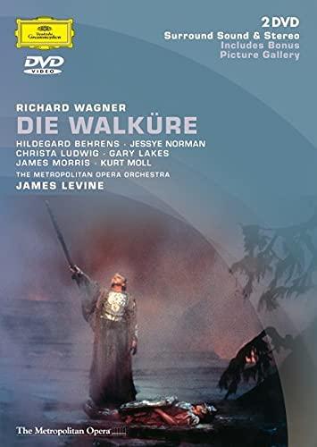 Wagner: Die Walkure -- Metropolitan/Levine