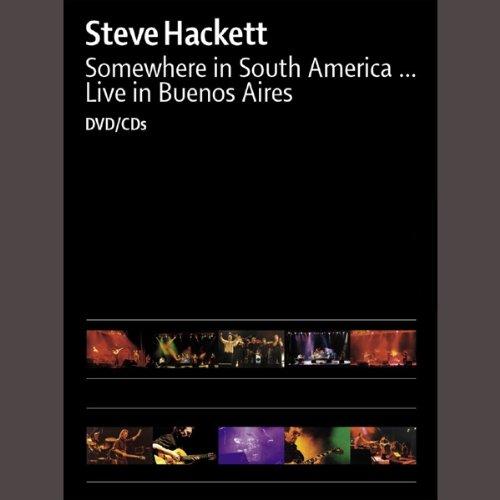 Steve Hackett - Somewhere In South America  (NTSC)