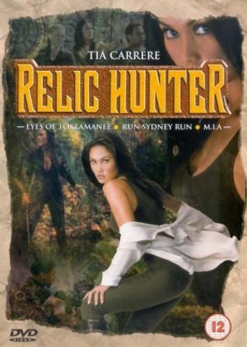 Relic Hunter Season 2 Episodes 13 17 Dvd Films At World Of Books