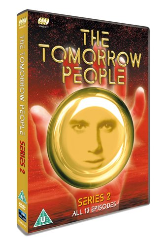 The Tomorrow People - Series 2 Box Set