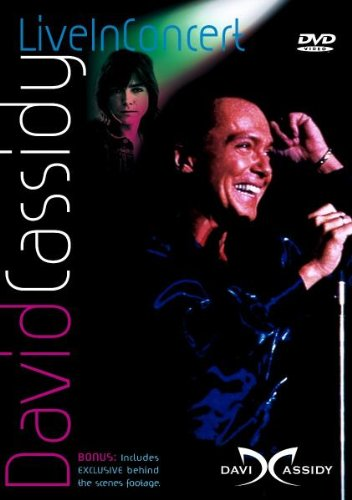David Cassidy: Live