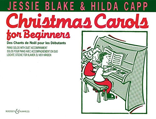 Christmas Carols for Beginners By Hilda Capp