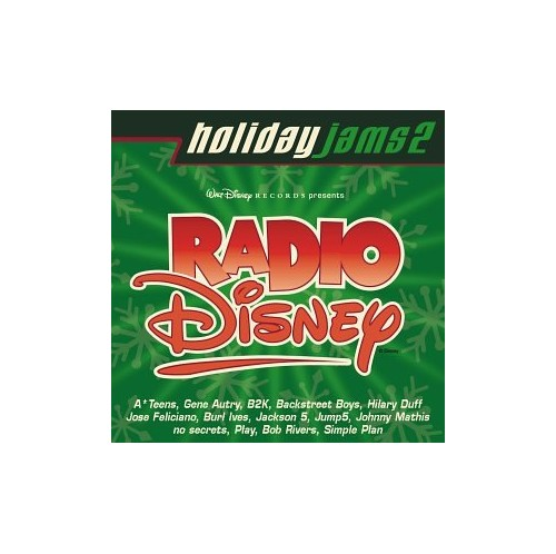 Various Artists - Radio Disney Holiday Jams 2
