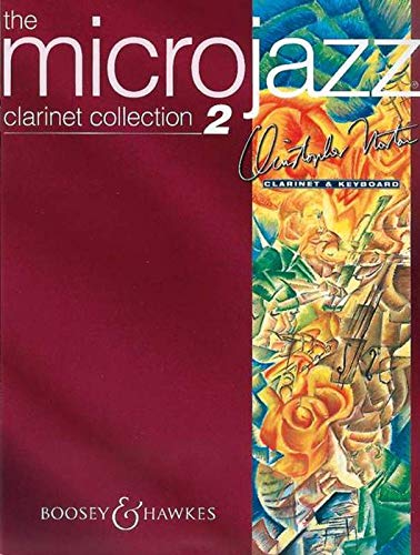 Microjazz Clarinet Collection 2 By C. Norton