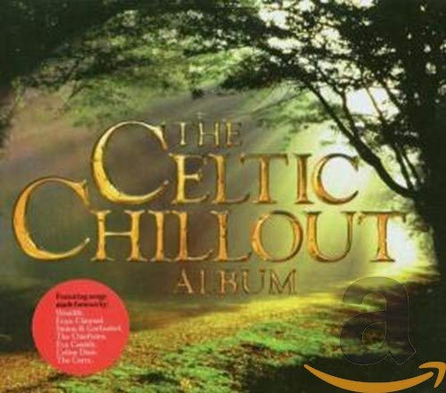 Ryan and Rachel O'Donnell - The Celtic Chillout Album By Ryan and Rachel O'Donnell