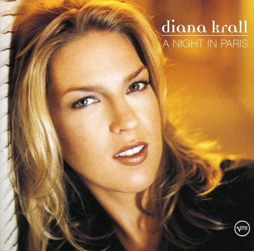 One Night in Paris - Uk Special Edition With Bonus Track By Diana Krall