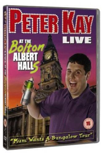 Peter Kay - Live At The Bolton Albert Halls