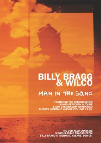 Billy-Bragg-and-Wilco-Man-in-the-Sand-DVD-2005-CD-VNVG-FREE-Shipping