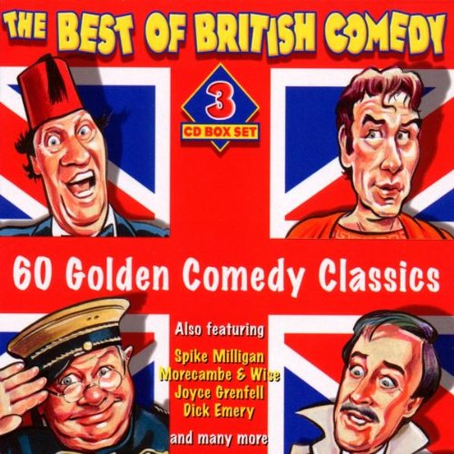 Best of British Comedy By Various