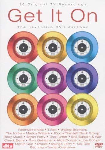 Various - Get It On - The Seventies DVD Jukebox