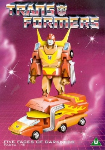 Transformers: Five Faces of Darkness, Parts 1-5