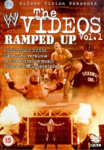 Wwe - Wwe: Ramped Up - Volume 1
