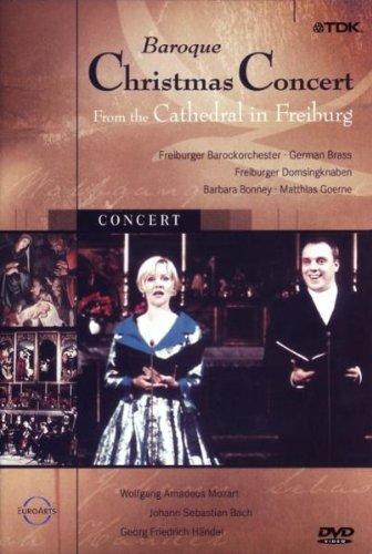 Freiburger Barockorchester - Various Composers - Baroque Christmas Concert