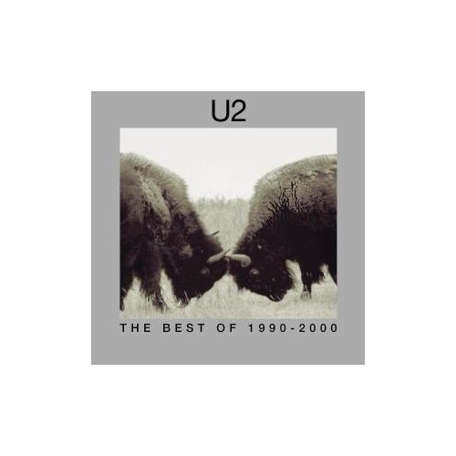 U2 - The Best Of 1990 - 2000 & B-Sides