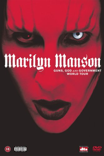 Marilyn Manson - Guns, God & Government - Red Box Edition