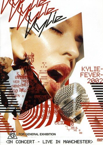 Kyliefever2002- Live In Manchester