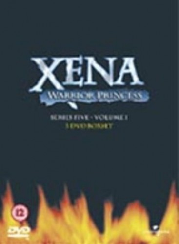 Xena Warrior Princess - Series 5, Part 1