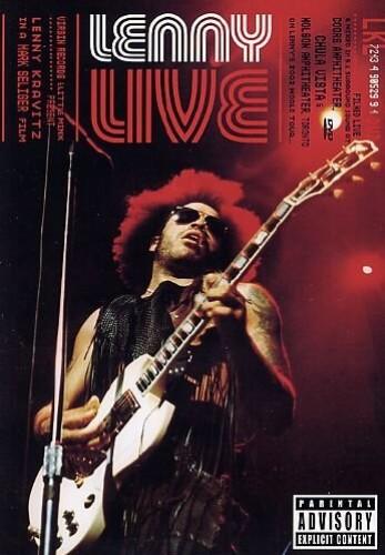 Lenny Kravitz - Lenny Kravitz: Live