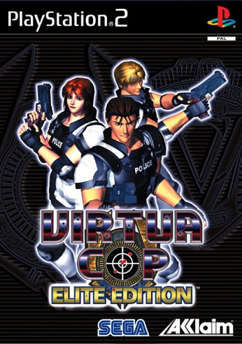 Virtua Cop 1&2 Elite Edition