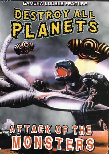 Destroy All Planets & Attack of Monsters