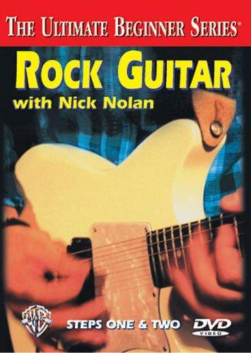 Nolan, Nick - Ultimate Beginner Rock Guitar Basics: Steps One & Two (DVD)