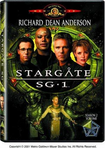 Stargate Sg-1: Season 2 - Vol 1