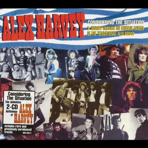 Alex Harvey - Considering The Situation By Alex Harvey