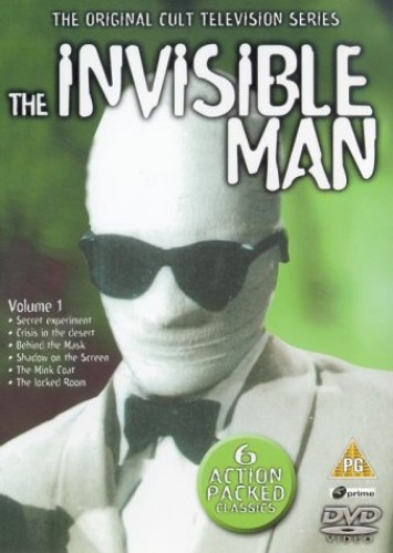 The Invisible Man: Volume 1