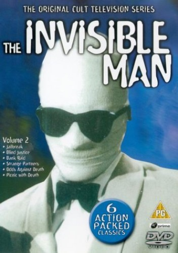 The Invisible Man: Volume 2