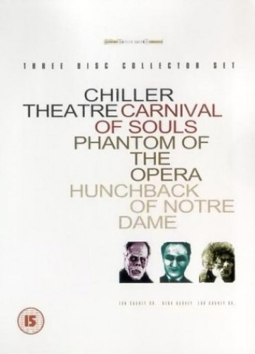 Chiller Theatre - Carnival of Souls, Phantom of the Opera, The Hunchback of Notre Dame
