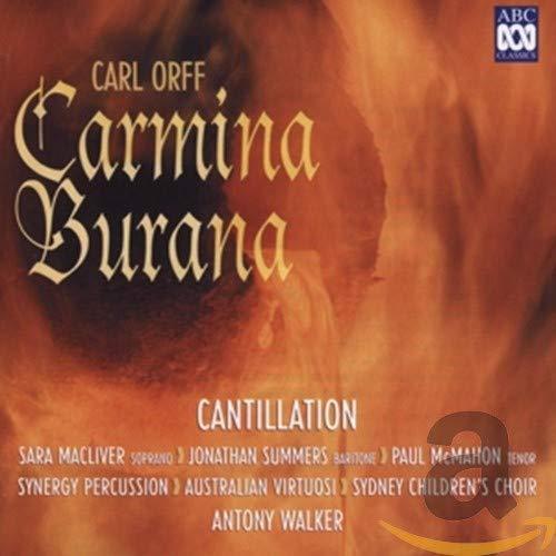 Antony Walker - Carmina Burana