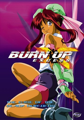 Burn Up Excess - Vol. 4 - Episodes 11-13